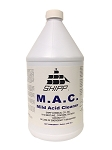 M.A.C.- Mild Acid Cleaner